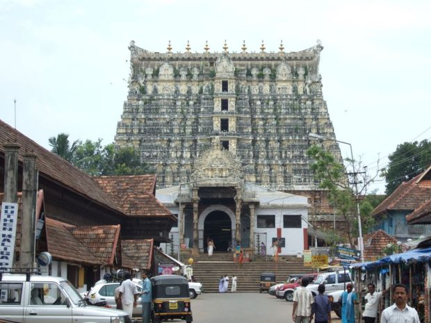 Trivandrum Padmanabha Swamy Temple