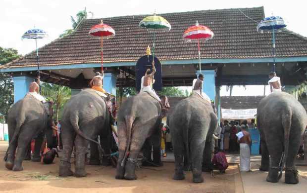 Chottanikkara Bhagavathy Temple 1